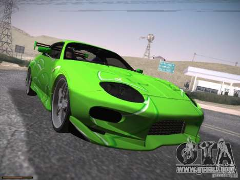 Mitsubishi FTO GP Veilside for GTA San Andreas engine