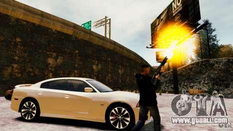 Marshall of Crysis 2 for GTA 4 sixth screenshot