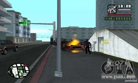 Fix Auto for GTA San Andreas
