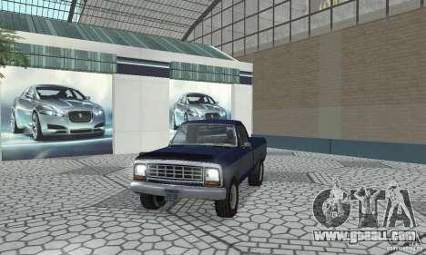 Dodge Prospector 1984 for GTA San Andreas