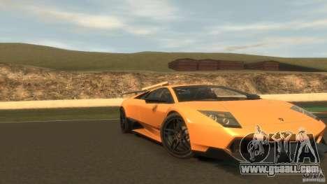 Lamborghini Murcielago VS LP 670 FINAL for GTA 4 left view