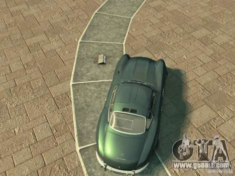 Mercedes-Benz 300SL Gullwing for GTA 4 right view