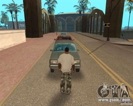 Tornado for GTA San Andreas ninth screenshot