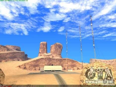 Chernobyl v. 1 for GTA San Andreas forth screenshot