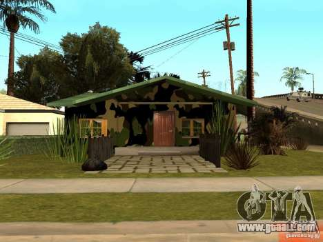 New House of Denis for GTA San Andreas