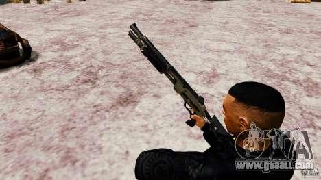 Marshall of Crysis 2 for GTA 4 third screenshot