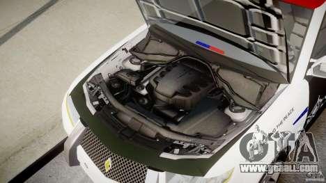 Carbon Motors E7 Concept Interceptor Sherif ELS for GTA 4 upper view