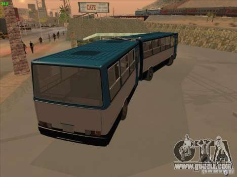 Trailer for Ikarus 280.03 for GTA San Andreas left view