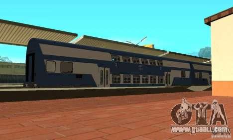Vagon CFR class 26-16 Beem for GTA San Andreas