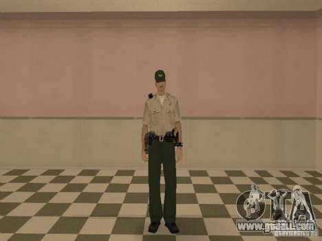 Los Angeles Police Department for GTA San Andreas fifth screenshot