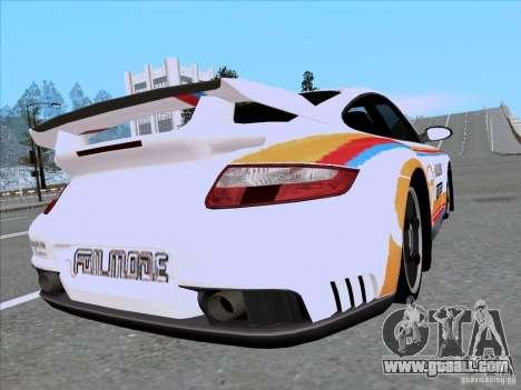 Porsche 997 GT2 Fullmode for GTA San Andreas left view