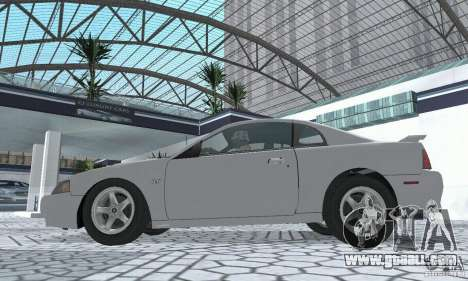Ford Mustang GT 2003 for GTA San Andreas right view
