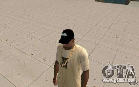 Cap nfsu2 for GTA San Andreas