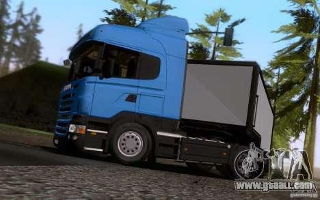 Scania R500 for GTA San Andreas
