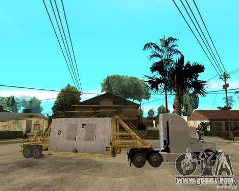 Patch trailer v_1 for GTA San Andreas inner view
