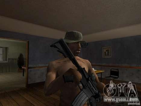 Hats of Call of Duty 4: Modern Warfare for GTA San Andreas seventh screenshot