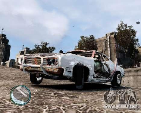Flatout Shaker IV for GTA 4