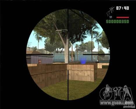 SVD for GTA San Andreas third screenshot