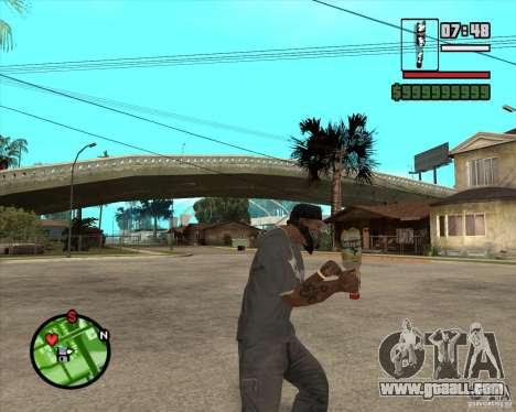 Lvivske Svitle for GTA San Andreas third screenshot