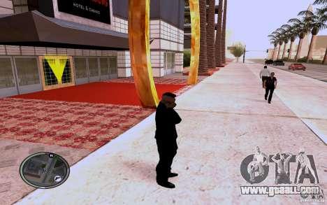 HTC Sensation for GTA San Andreas third screenshot