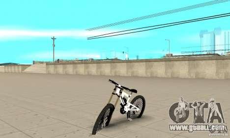 Nox Startrack DH 9.5 v2 for GTA San Andreas