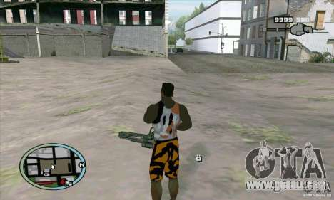 Care Package from MW2 for GTA San Andreas fifth screenshot
