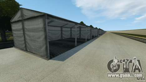 Dakota Raceway [HD] Retexture for GTA 4 third screenshot