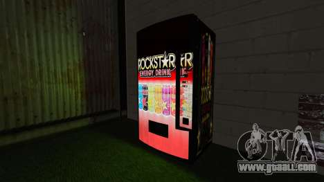 Rockstar energy drink» for GTA 4 third screenshot