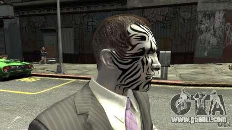 Tatoo 2 for GTA 4 third screenshot