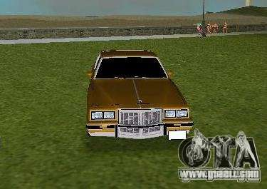 Pontiac Grand Prix for GTA Vice City