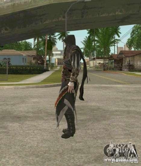 Assassins skins for GTA San Andreas eleventh screenshot