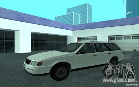 Ingot from GTA 4 for GTA San Andreas left view