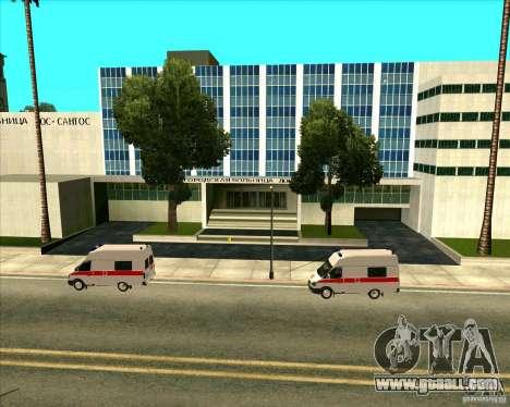 Parked vehicles v2.0 for GTA San Andreas fifth screenshot