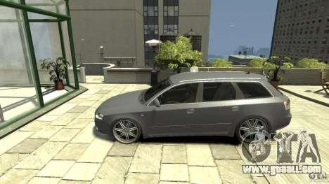 Audi A4 Avant beta for GTA 4