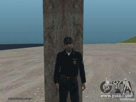Sergeant PPP for GTA San Andreas third screenshot
