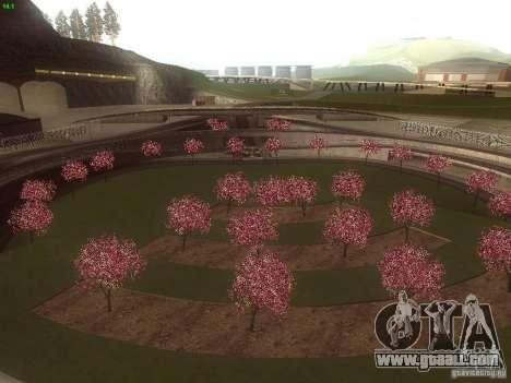 Spring Season v2 for GTA San Andreas sixth screenshot