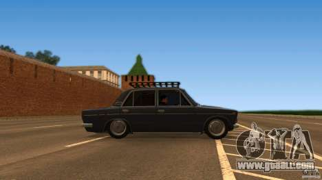 VAZ 2103 for GTA San Andreas right view