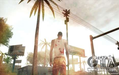Lensflare for GTA San Andreas forth screenshot