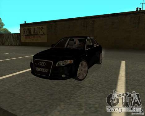 AUDI S4 Sport for GTA San Andreas