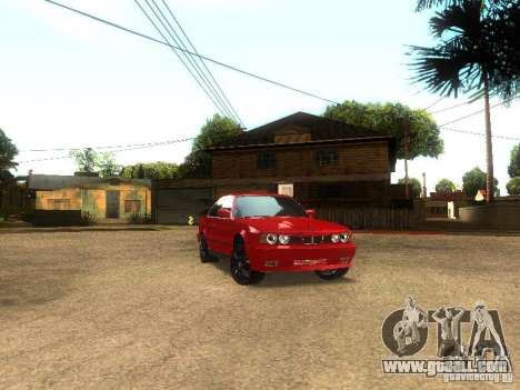 ENB-series 3 for GTA San Andreas
