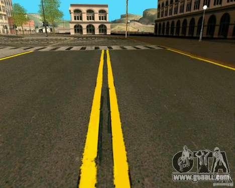 GTA 4 Roads for GTA San Andreas tenth screenshot