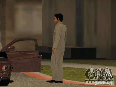 Vito Scaletta Made Man for GTA San Andreas second screenshot