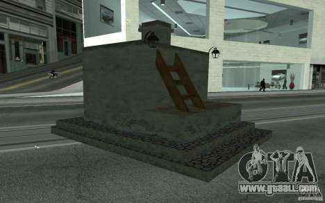 Stove for GTA San Andreas