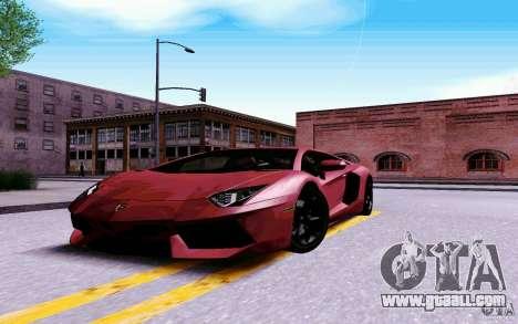 New Graphic by musha v4.0 for GTA San Andreas fifth screenshot