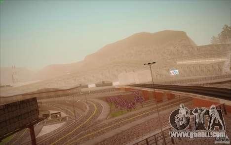 New San Fierro Airport v1.0 for GTA San Andreas seventh screenshot