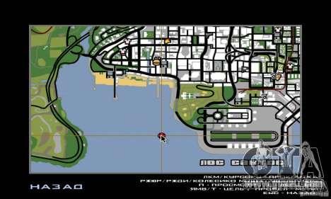 Lost Island for GTA San Andreas seventh screenshot