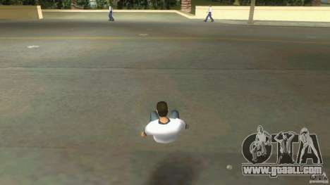 Cleo Parkour for Vice City for GTA Vice City forth screenshot