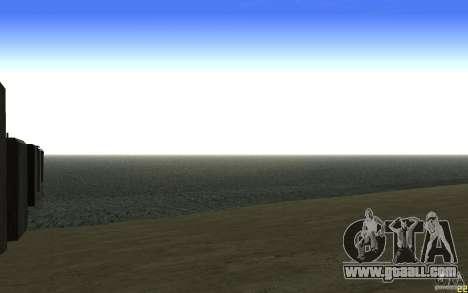HD Water v2.0 for GTA San Andreas forth screenshot