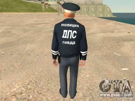 Major DPS for GTA San Andreas second screenshot