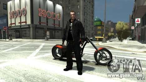 Metal Clothes FULL Pack v1 for GTA 4 third screenshot